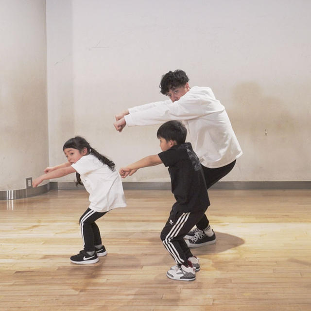 【Basics】avex Kids Dance Lesson! Get better while having a blast!
