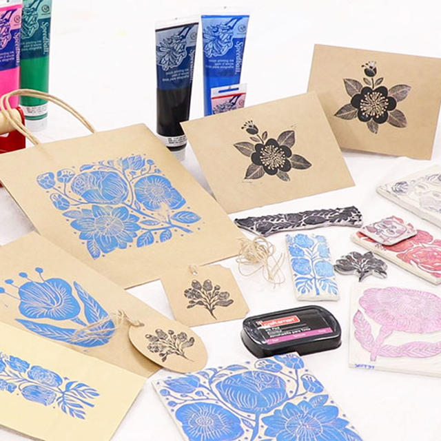 Printmaking Master Course by Elise Young