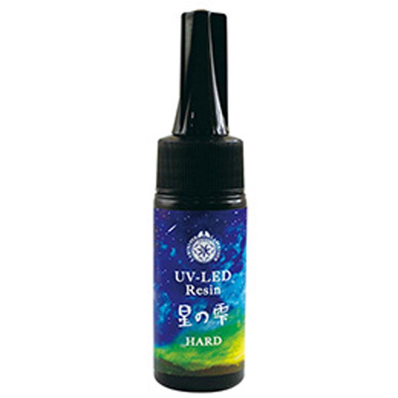 PADICO UV-LEDレジン星の雫 ハードタイプ 25g