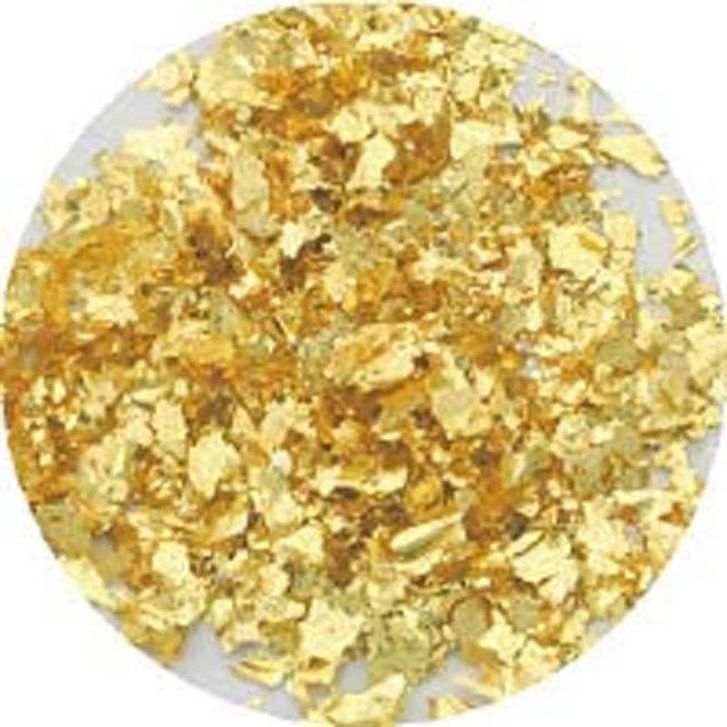 ピカエース シャインリーフ 純金色 0.5g