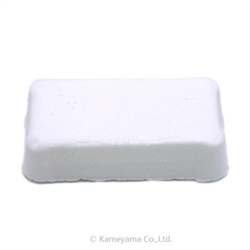 固形染料 ホワイト (1ブロック)