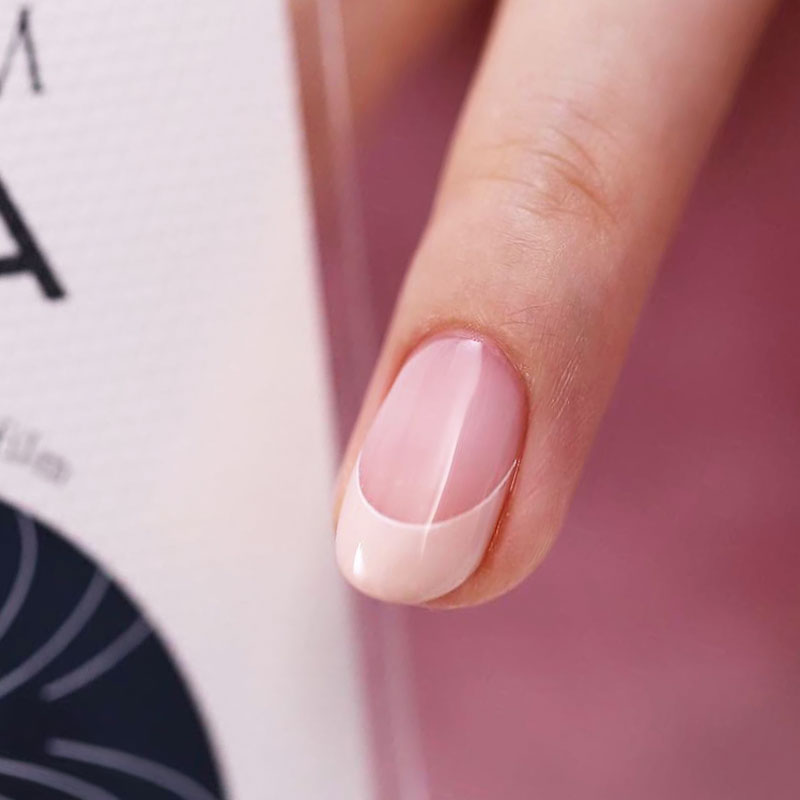 How to Use French Nail Films