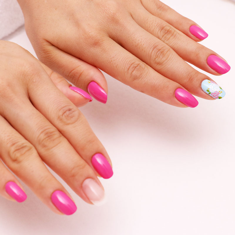 Conquer Nail Artist Skills Certification Level 2: Color Application and Art Designs