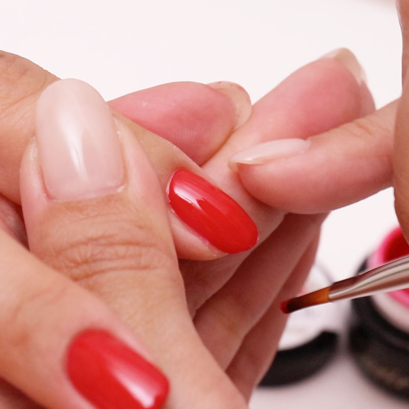 Conquer Gel Nail Skills Certification Intermediate Level: Care and Coloring