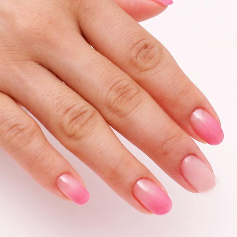 Conquer Gel Nail Skills Certification Intermediate Level: Gel Gradation