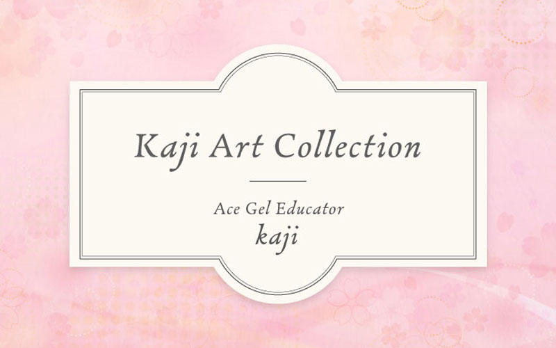 Kaji art collection top banner