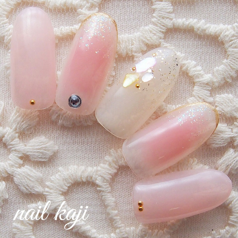 Fancy Cheek Nail