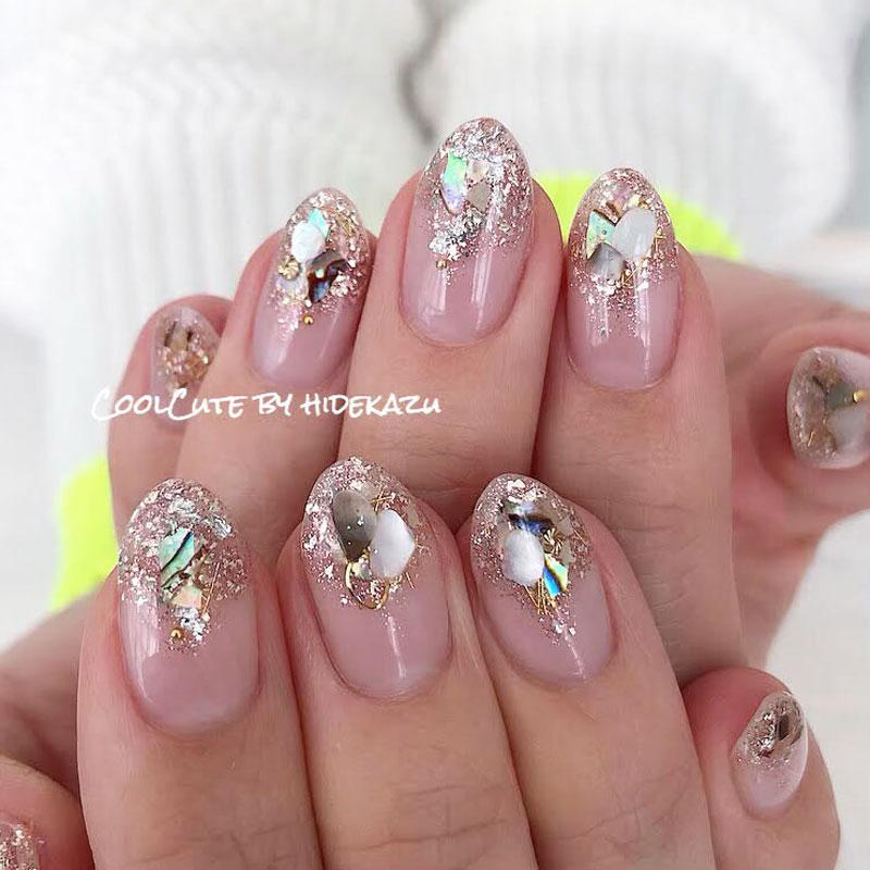 Glitter & Shell