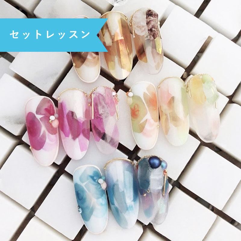 aura quartz & ハンドメイド水晶セット