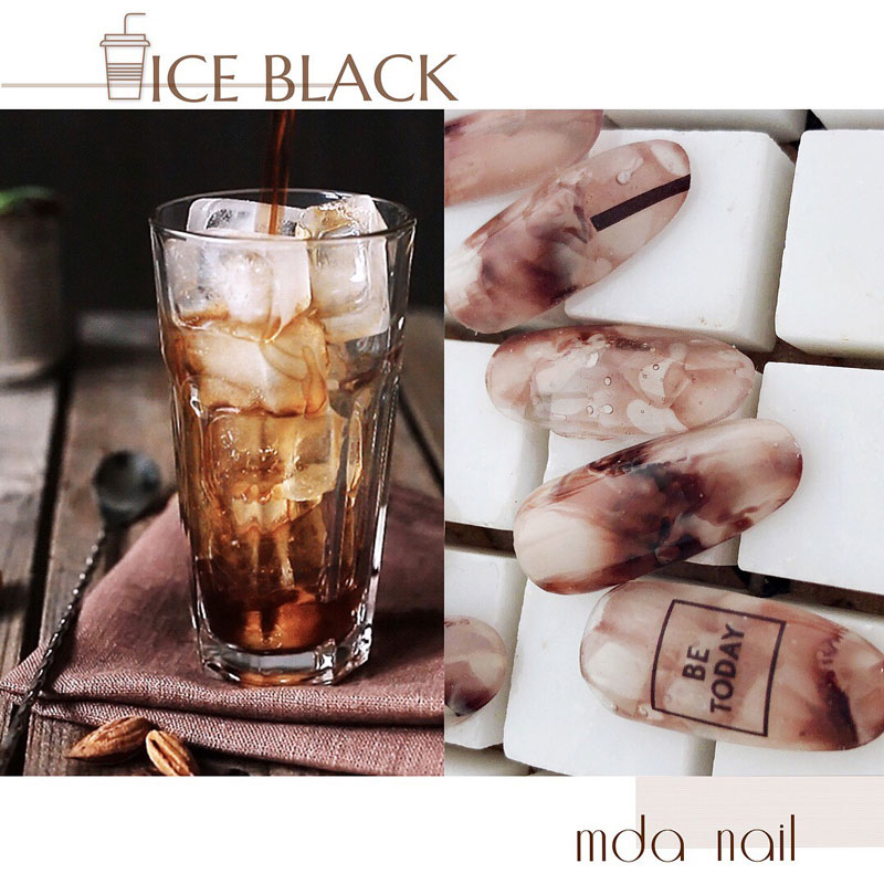 ice black & latte