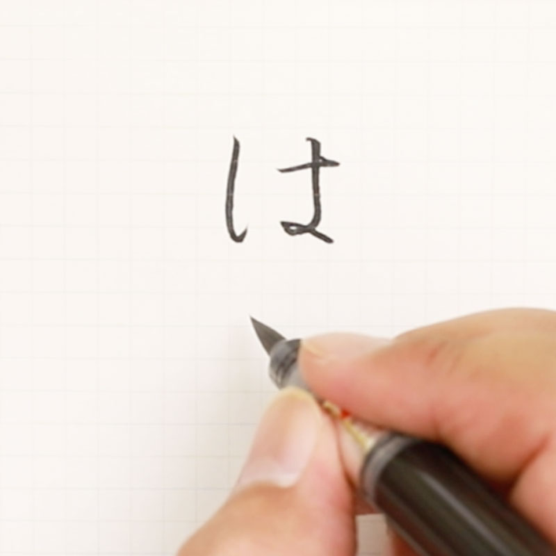 "Perhaps Useful Hiragana Lesson: ""は"" Row"