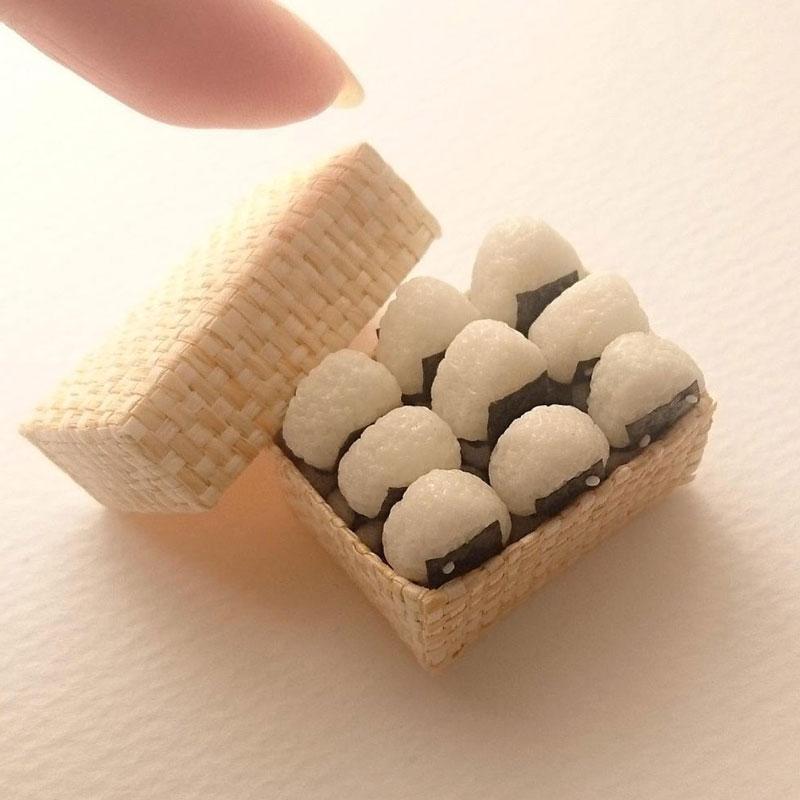 Onigiri Miniature