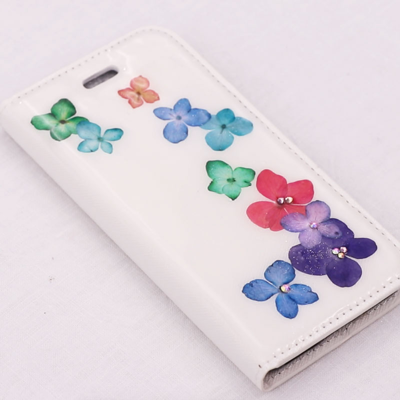 Smartphone Case Decorated with Resin