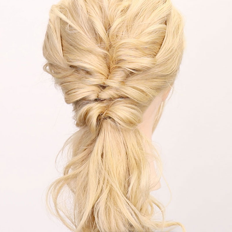 "Easy Two-way arrangements with ""Kururimpa"" (Summer Sault) and Braid"