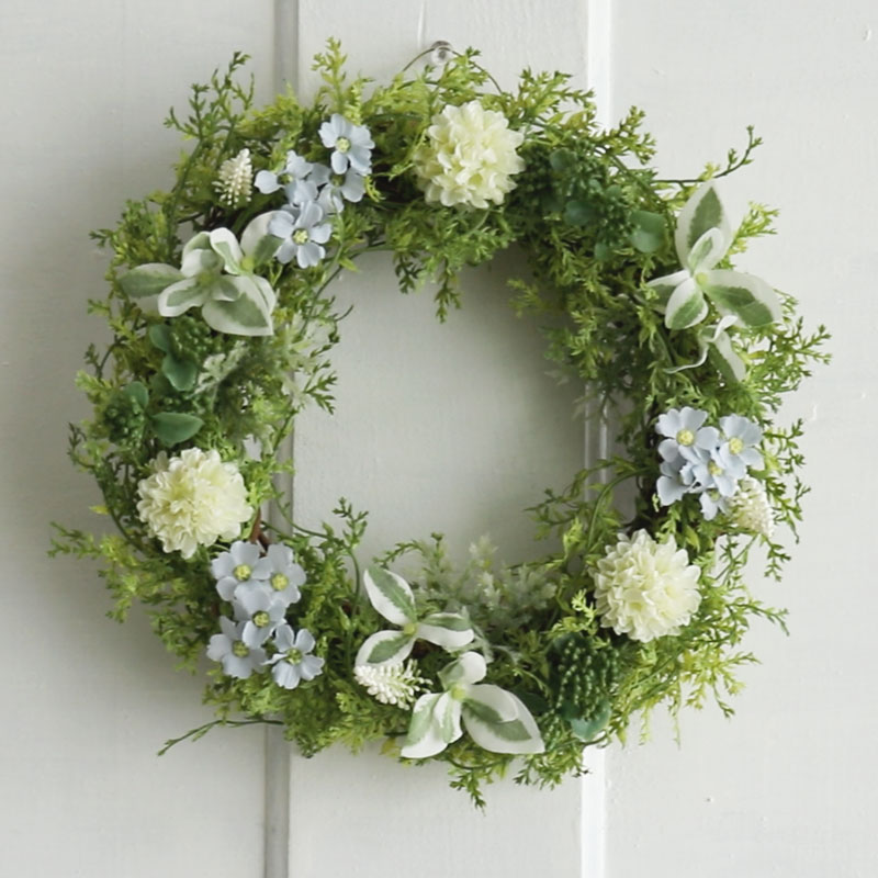 Wreath Designs with Green Vines