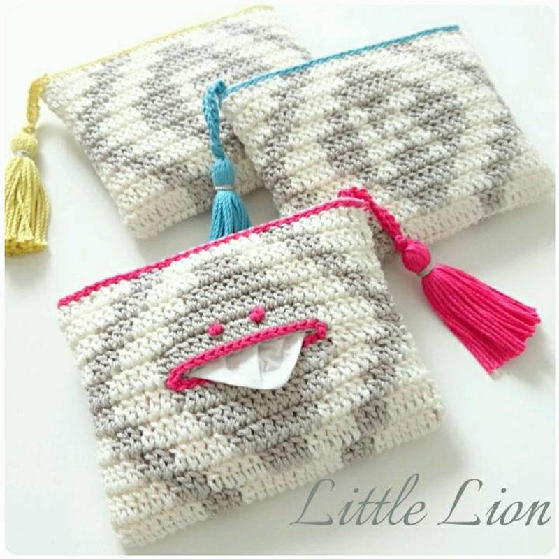 小包包编织