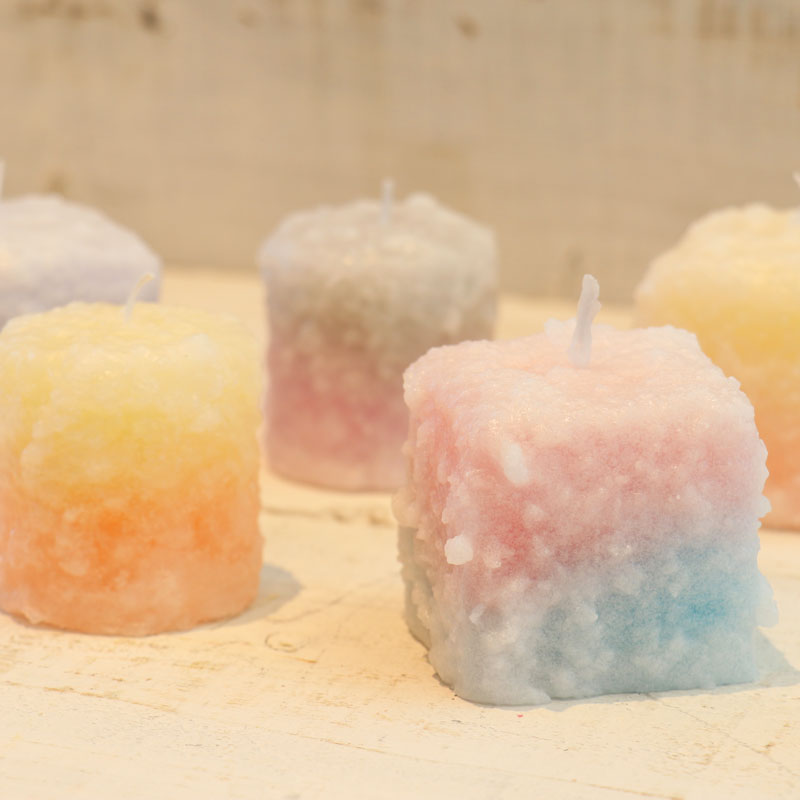 Gradient Candle ②