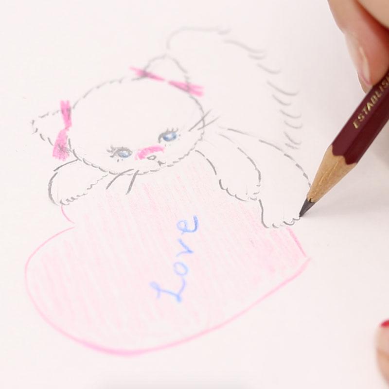 初級編 〜静物・動物を描こう〜