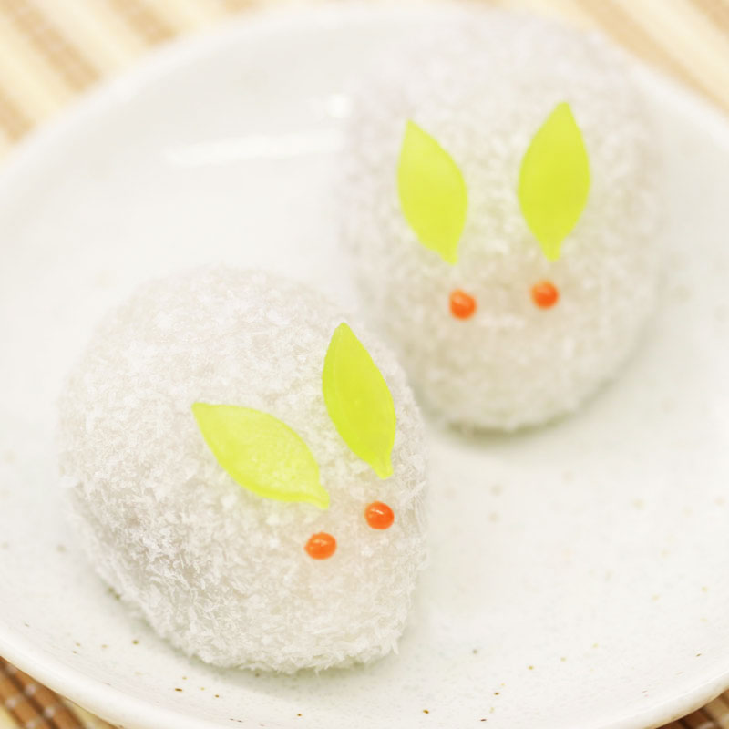 Domyoji (Snow Hare)