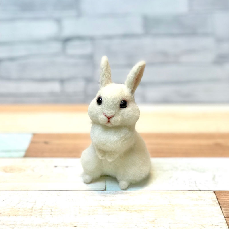 【Advanced Lesson】Rabbit Doll