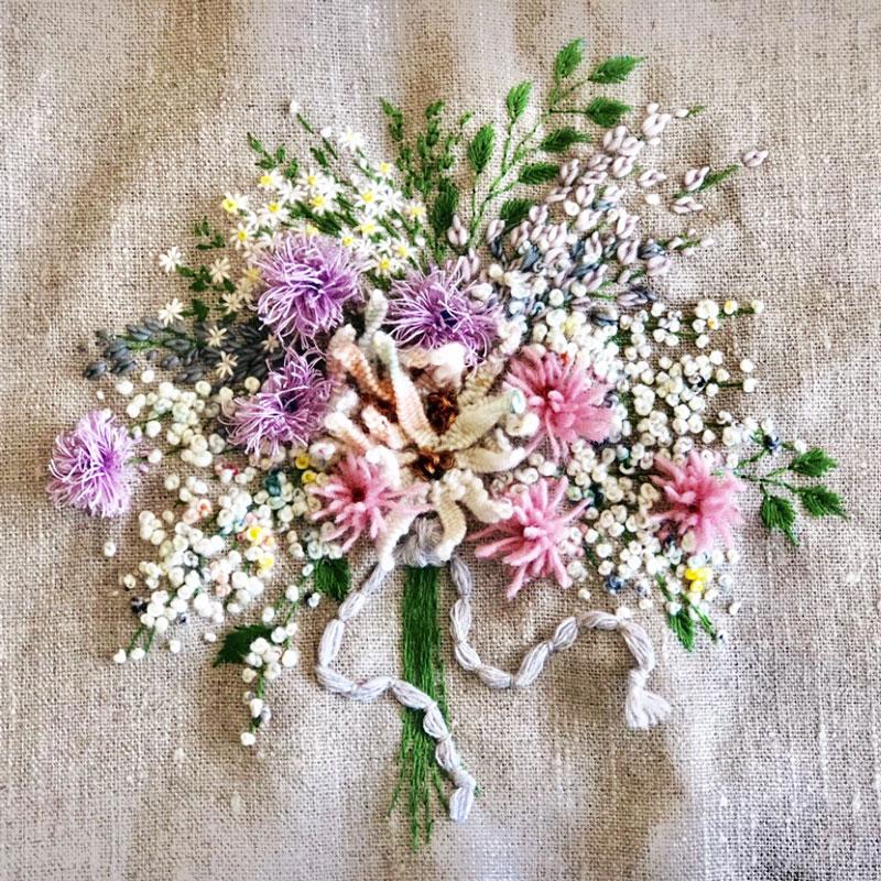 【韓国語音声】【日本語字幕】Flower Bouquet