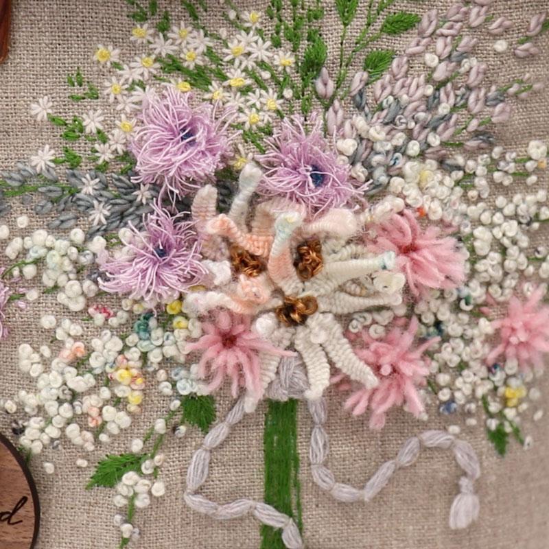 【韓国語音声】【日本語字幕】Flower Bouquet Day.1