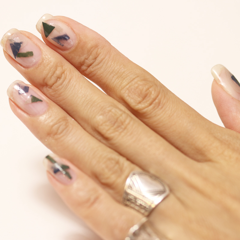 Give Yourself a Manicure ④