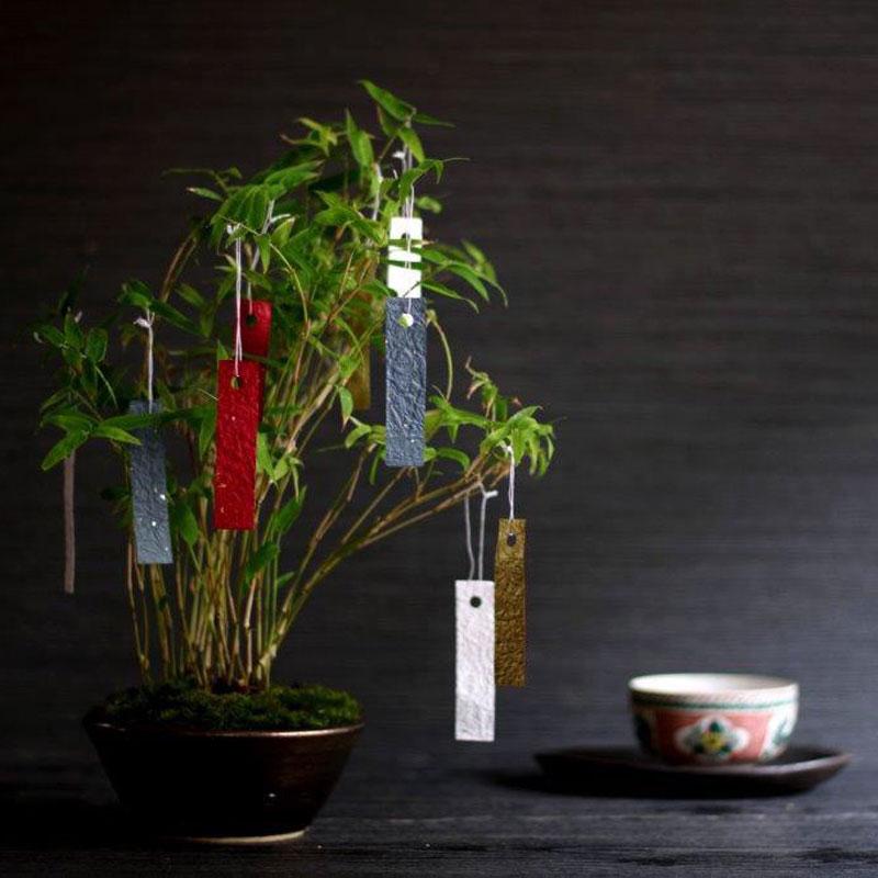 小型竹盆栽做法