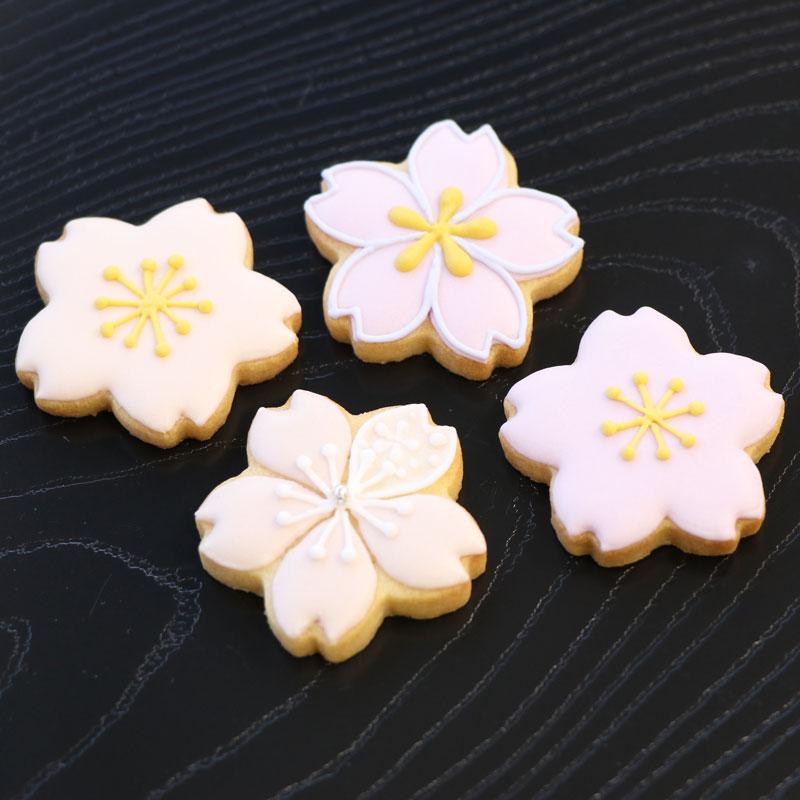 樱花糖霜饼干