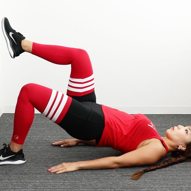 每週2次在家簡單鍛煉!臀部曲線特效鍛煉