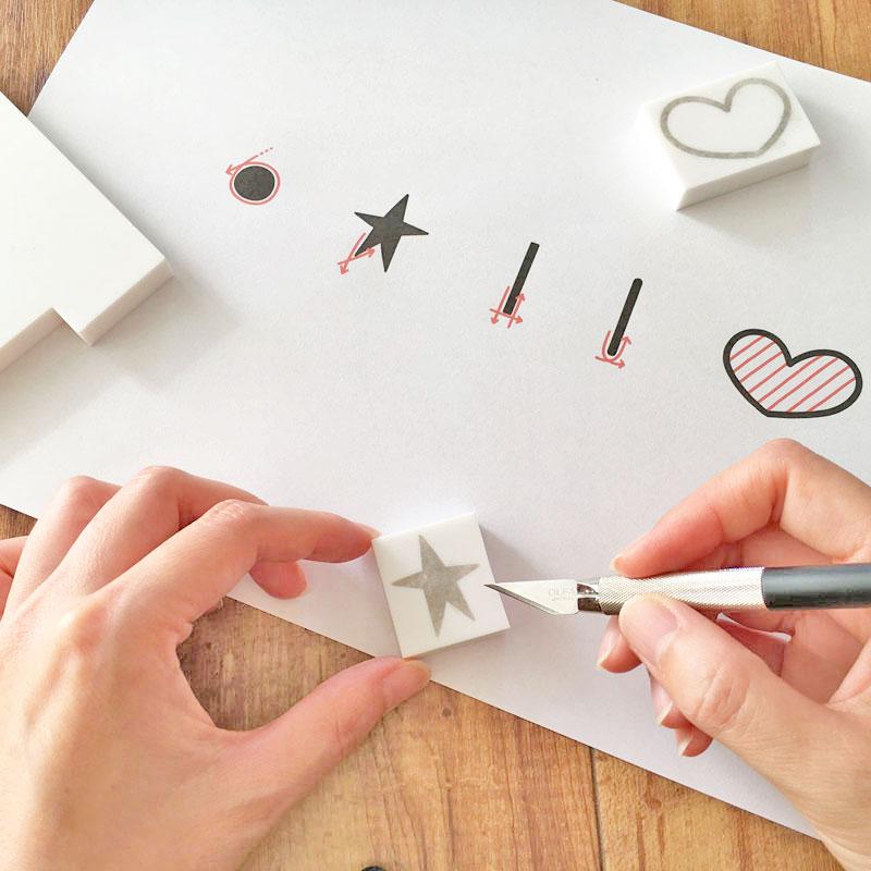 簡單的雕刻方法集錦