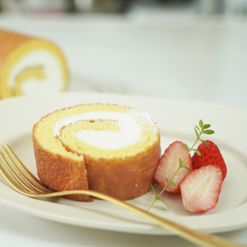 基本的蛋糕卷做法