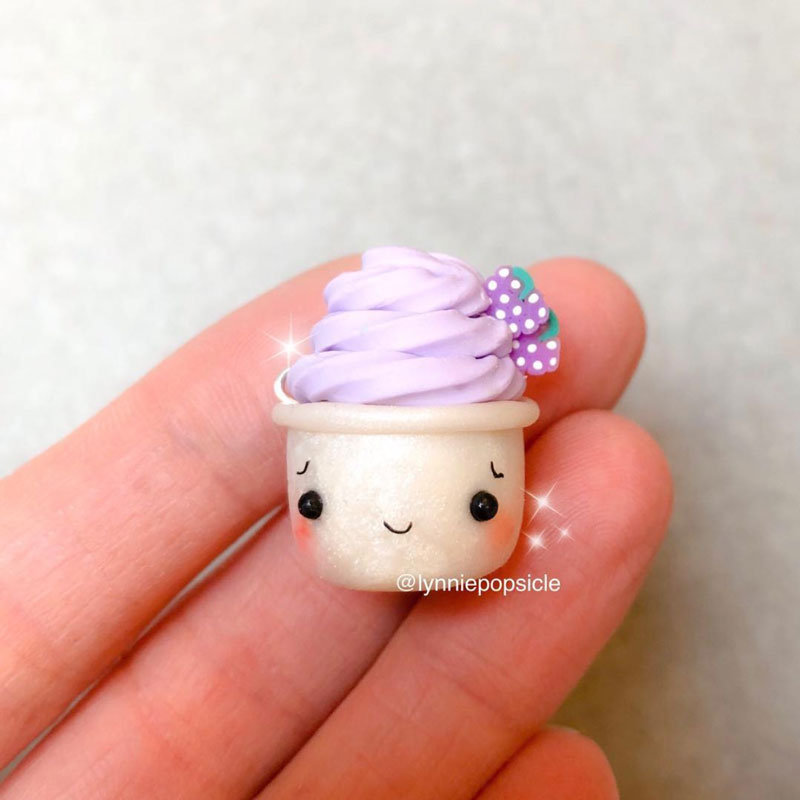 Kawaii Icecream Charm