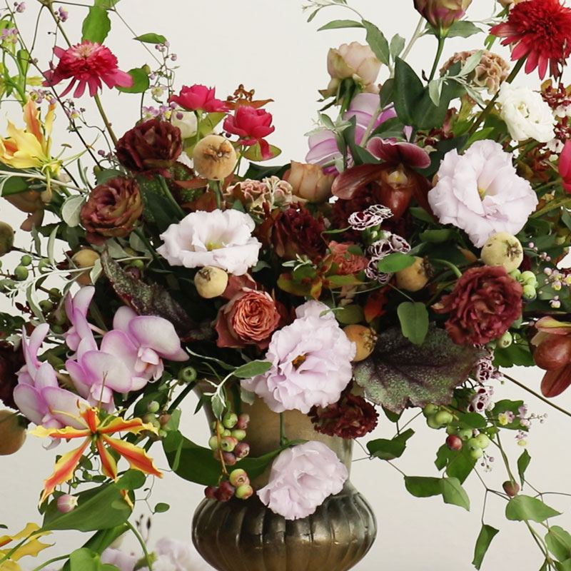 Large-scale Urn Arrangement (Advanced)