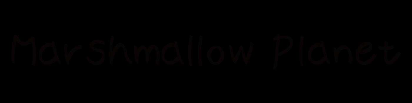 Marshmallow Planet