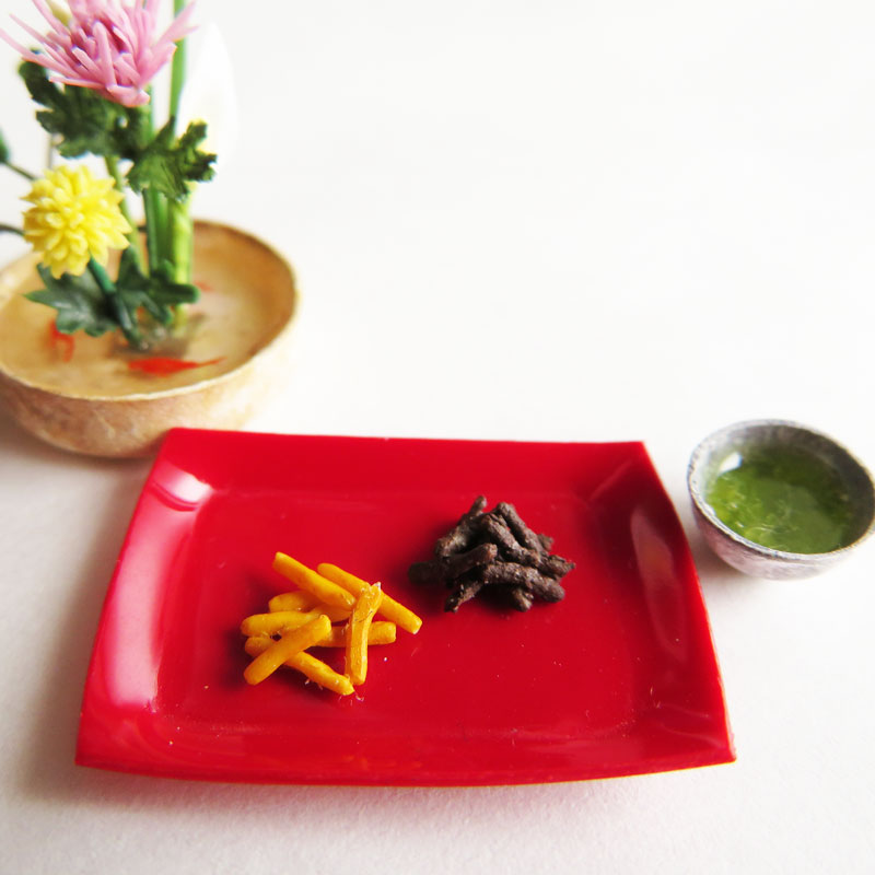 Miniature Snacks ②: Japanese Karinto