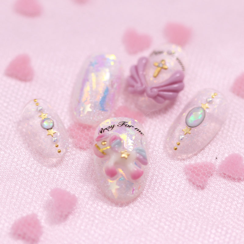 Silicon Mold【Colorful Unicorn】