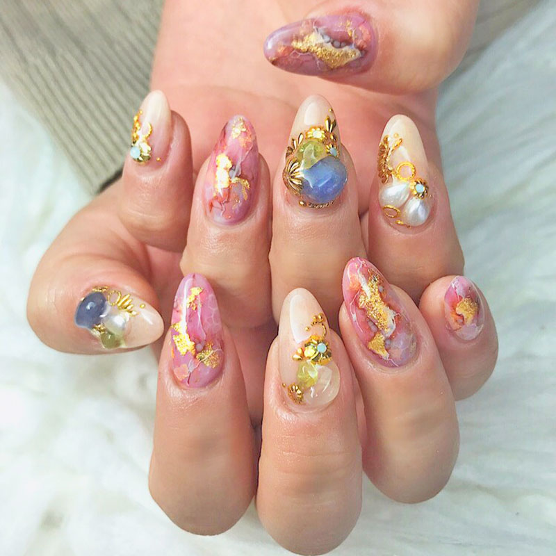 【Yuu】Spring Gems