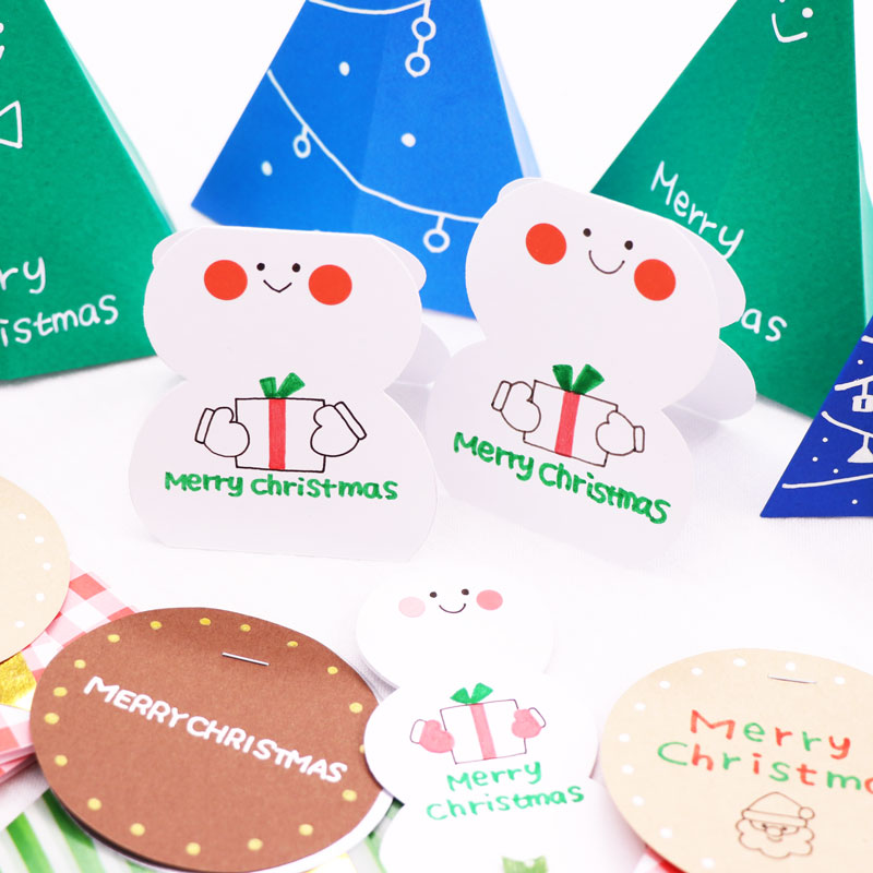 Fun-to-Make! Christmas Cards