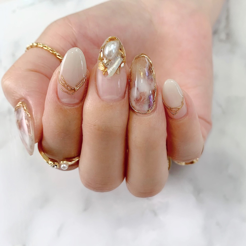 Jewelry Nail Art
