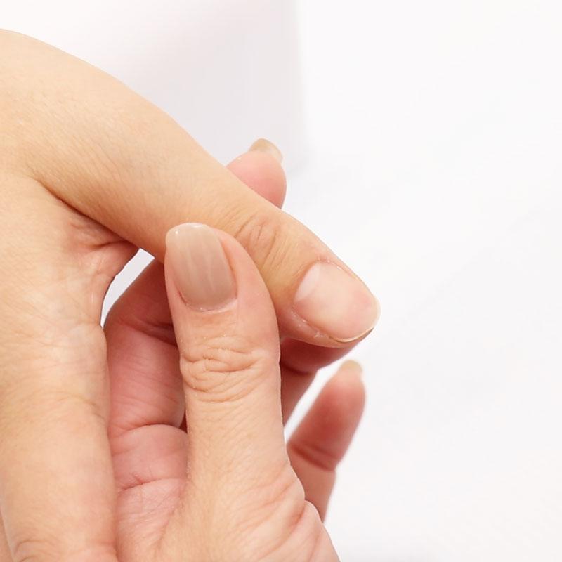 工程④-1 アプリケーション応用編 広い爪につける場合