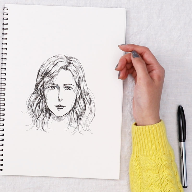 Basics of Drawing Faces