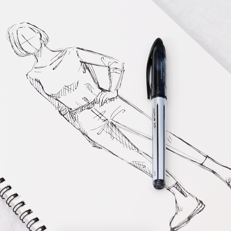 Drawing the Whole Body