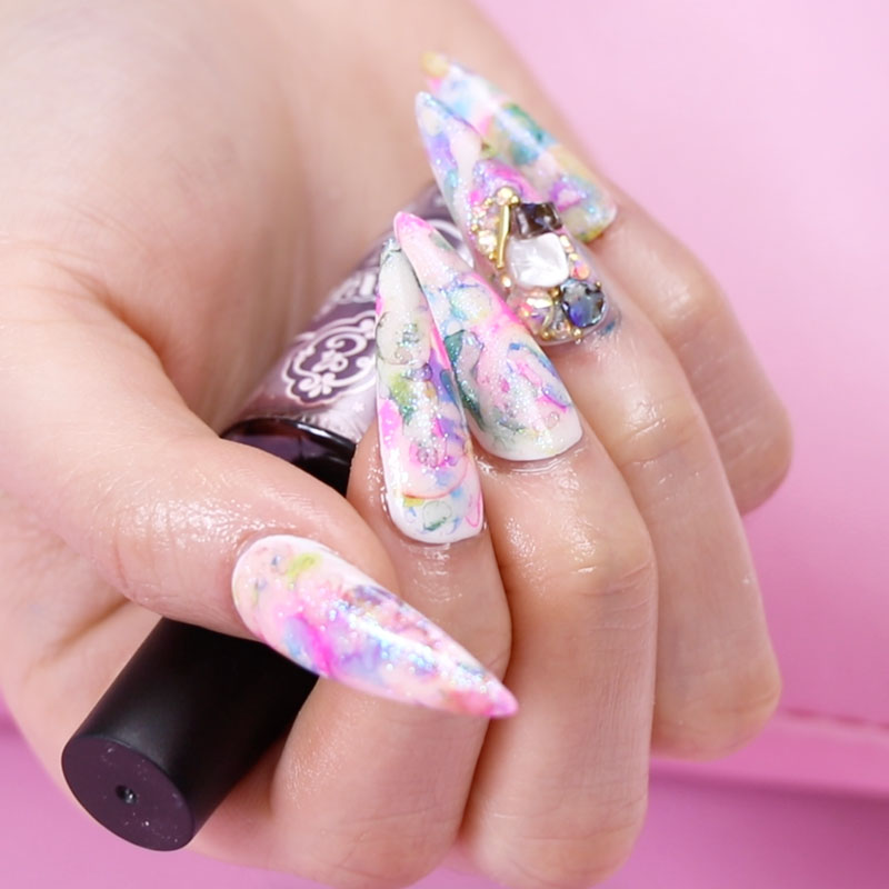 Maxie Ink Set Nails