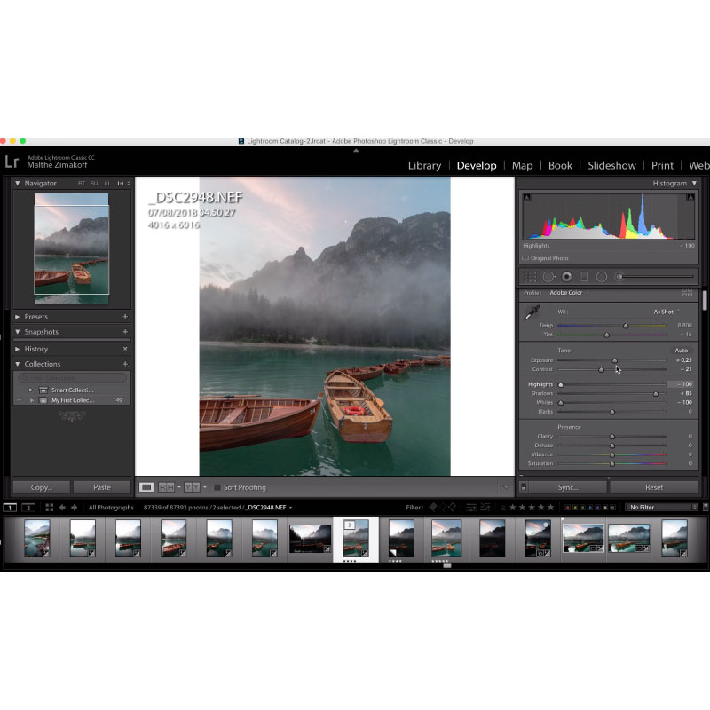 Introduction to Lightroom & Why You Need to Master Basic Adjustments