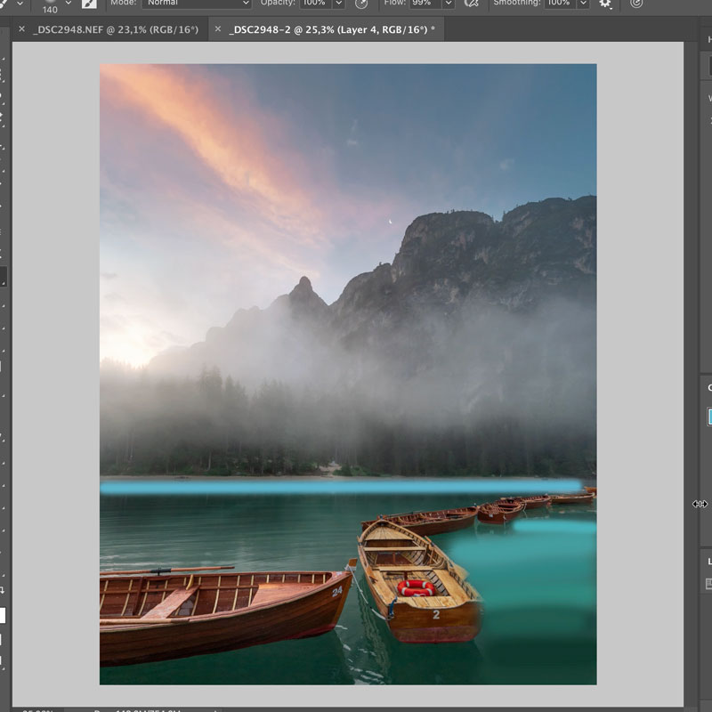 Photoshop: Intermediate - Coloring