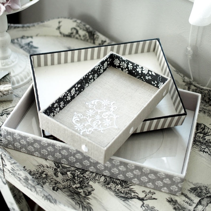 Basic Box: Square Tray