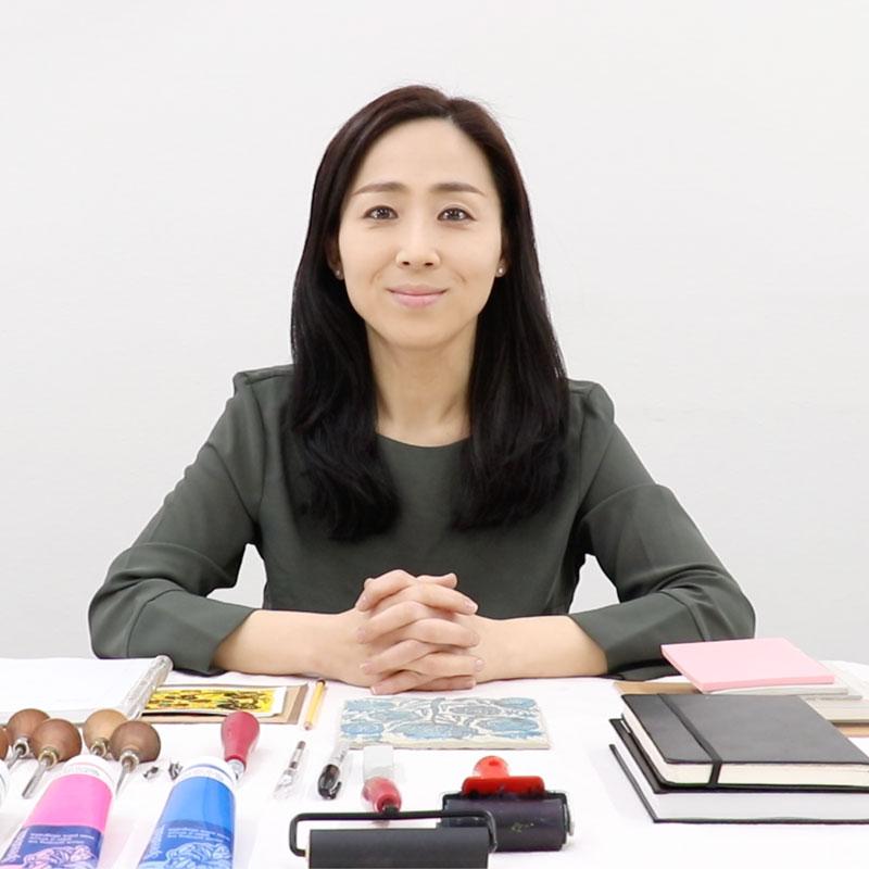 프린트메이킹 기본 도구와 재료 소개