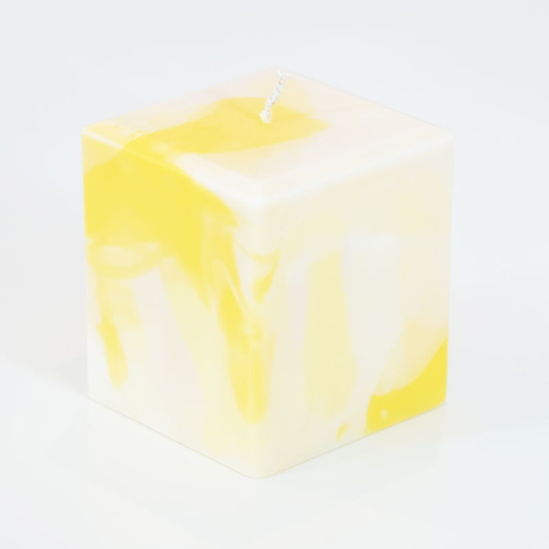 Mixed Color Soy Candle