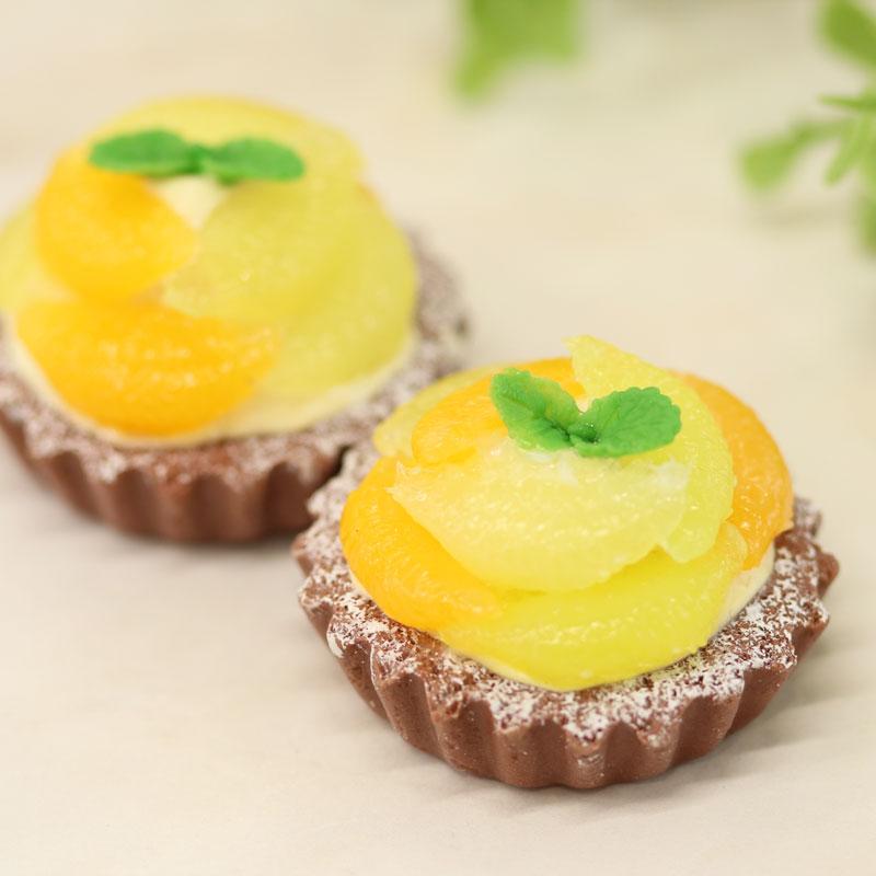 Tart Lesson 4: Citrus Tart